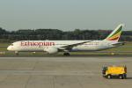 NIKEさんが、ウィーン国際空港で撮影したエチオピア航空 787-9の航空フォト(写真)
