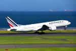 まいけるさんが、羽田空港で撮影したエールフランス航空 777-228/ERの航空フォト(写真)