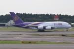 airdrugさんが、成田国際空港で撮影したタイ国際航空 A380-841の航空フォト(写真)