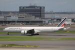 msrwさんが、羽田空港で撮影したエールフランス航空 777-328/ERの航空フォト(写真)