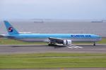 yabyanさんが、中部国際空港で撮影した大韓航空 777-3B5の航空フォト(飛行機 写真・画像)