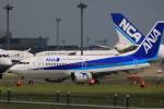 msrwさんが、成田国際空港で撮影したANAウイングス 737-5L9の航空フォト(写真)