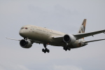 msrwさんが、成田国際空港で撮影したエティハド航空 787-9の航空フォト(写真)