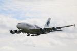 msrwさんが、成田国際空港で撮影したマレーシア航空 A380-841の航空フォト(写真)