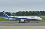 Dojalanaさんが、函館空港で撮影した全日空 A321-211の航空フォト(飛行機 写真・画像)