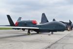 renseiさんが、横田基地で撮影したアメリカ空軍 RQ-4B-40 Global Hawkの航空フォト(写真)
