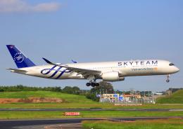 タミーさんが、成田国際空港で撮影したベトナム航空 A350-941XWBの航空フォト(写真)