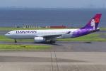 PASSENGERさんが、羽田空港で撮影したハワイアン航空 A330-243の航空フォト(写真)