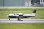 myoumyoさんが、熊本空港で撮影した日本個人所有 PA-28R-201 Arrow IIIの航空フォト(写真)