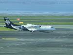 ヒロリンさんが、オークランド空港で撮影したエア・ニュージーランド・リンク ATR-72-600の航空フォト(写真)
