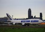 タミーさんが、成田国際空港で撮影したウエスタン・グローバル・エアラインズ 747-446(BCF)の航空フォト(写真)