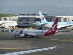 ヒロリンさんが、オークランド空港で撮影したジェットコネクト 737-838の航空フォト(写真)