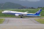 PASSENGERさんが、新石垣空港で撮影した全日空 787-9の航空フォト(写真)