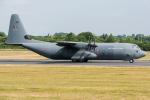 Tomo-Papaさんが、フェアフォード空軍基地で撮影したデンマーク空軍 C-130J-30 Herculesの航空フォト(写真)