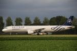 sky-spotterさんが、アムステルダム・スキポール国際空港で撮影したエールフランス航空 A321-211の航空フォト(写真)