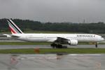 万華鏡AIRLINESさんが、成田国際空港で撮影したエールフランス航空 777-328/ERの航空フォト(写真)
