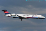 いおりさんが、福岡空港で撮影したアイベックスエアラインズ CL-600-2C10 Regional Jet CRJ-702の航空フォト(写真)