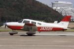 korosukeさんが、南紀白浜空港で撮影した日本法人所有 PA-28-181 Archer IIの航空フォト(写真)