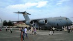westtowerさんが、横田基地で撮影したアメリカ空軍 C-17A Globemaster IIIの航空フォト(写真)