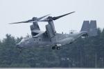 とらとらさんが、横田基地で撮影したアメリカ空軍 CV-22Bの航空フォト(飛行機 写真・画像)