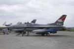 とらとらさんが、横田基地で撮影したアメリカ空軍 F-16CM-40-CF Fighting Falconの航空フォト(飛行機 写真・画像)