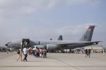 とらとらさんが、横田基地で撮影したアメリカ空軍 KC-135R Stratotanker (717-148)の航空フォト(写真)