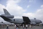 とらとらさんが、横田基地で撮影したアメリカ空軍 KC-10A Extender (DC-10-30CF)の航空フォト(飛行機 写真・画像)