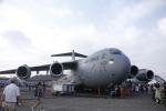 とらとらさんが、横田基地で撮影したアメリカ空軍 C-17A Globemaster IIIの航空フォト(飛行機 写真・画像)