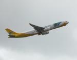 garrettさんが、香港国際空港で撮影したセブパシフィック航空 A330-343Xの航空フォト(写真)