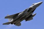 take_2014さんが、横田基地で撮影した航空自衛隊 F-15J Eagleの航空フォト(飛行機 写真・画像)
