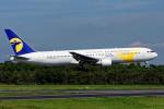 Cozy Gotoさんが、成田国際空港で撮影したMIATモンゴル航空 767-3BG/ERの航空フォト(写真)