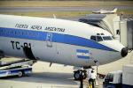 鯉ッチさんが、名古屋飛行場で撮影したアルゼンチン空軍の航空フォト(写真)