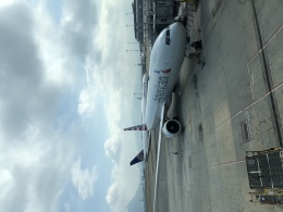511hotakaさんが、香港国際空港で撮影したアメリカン航空 777-323/ERの航空フォト(写真)