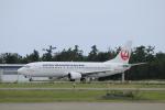 ユターさんが、小松空港で撮影した日本トランスオーシャン航空 737-446の航空フォト(写真)