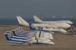 ゆなりあさんが、中部国際空港で撮影したカリッタ エア 747-4B5F/SCDの航空フォト(写真)