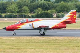 Tomo-Papaさんが、フェアフォード空軍基地で撮影したスペイン空軍 C-101EB Aviojetの航空フォト(飛行機 写真・画像)