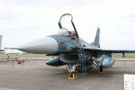 北枝 輝造さんが、八戸航空基地で撮影した航空自衛隊 F-2Aの航空フォト(写真)