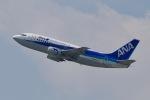 akinarin1989さんが、福岡空港で撮影したANAウイングス 737-54Kの航空フォト(写真)