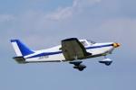 Mizuki24さんが、宇都宮飛行場で撮影した日本個人所有 PA-28-140 Cherokeeの航空フォト(写真)