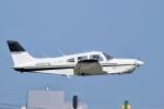 Mizuki24さんが、宇都宮飛行場で撮影したエアフライトジャパン PA-28R-201 Arrowの航空フォト(写真)
