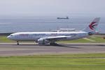 yabyanさんが、中部国際空港で撮影した中国東方航空 A330-243の航空フォト(写真)