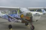 fukucyanさんが、横田基地で撮影したヨコタ・アエロ・クラブ 172H Skyhawkの航空フォト(写真)