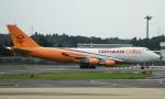 万華鏡AIRLINESさんが、成田国際空港で撮影したセンチュリオン・エアカーゴ 747-428F/ER/SCDの航空フォト(写真)