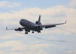 タミーさんが、成田国際空港で撮影したフェデックス・エクスプレス MD-11Fの航空フォト(写真)