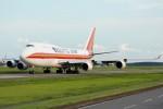 デルタおA330さんが、横田基地で撮影したカリッタ エア 747-446(BCF)の航空フォト(写真)