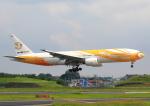 タミーさんが、成田国際空港で撮影したノックスクート 777-212/ERの航空フォト(写真)