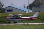 Wasawasa-isaoさんが、名古屋飛行場で撮影した富士航空 172P Skyhawkの航空フォト(写真)