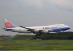 タミーさんが、成田国際空港で撮影したチャイナエアライン 747-409F/SCDの航空フォト(写真)