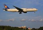 タミーさんが、成田国際空港で撮影したルフトハンザ・カーゴ 777-FBTの航空フォト(写真)