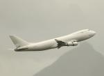 garrettさんが、香港国際空港で撮影したアトラス航空 747-4B5F/ER/SCDの航空フォト(写真)